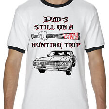 WALKING DEAD (MENS Small)  SUPERNATURAL  Dean Sam Winchester  Mens T-Shirt