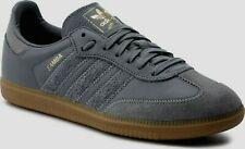 SZ:11  adidas  Originals  Men's  Retro   SAMBA   OG  SNEAKERS  FT GRAY   LAST1