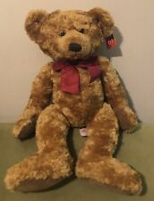 "Russ Berrie 17"" Plush Bear Wilford Bears From the Past Collection 4678"