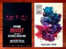 FUTURE DS2 | Honest Ltd Ed 2 RARE Posters Lot +FREE Hip-Hop Poster! Drake Evol