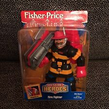 Fisher-Price Rescue Heroes - Fire Fighter - New In Box