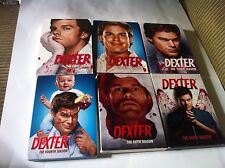 Dexter Seasons 1- 6 DVD 24 Disc Set