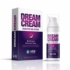 Dream Cream- Super Convenient Way to Take Melatonin