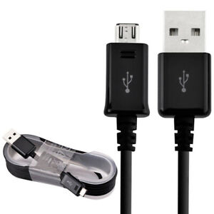 OEM Samsung Micro USB Cable Data Sync Fast Charger For Galaxy S4 S5 S6 S7 Edge+