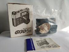 New ListingExclusive rarest new unopened vintage camera Fed-5B Industar-61 L/D Lens. Ussr S