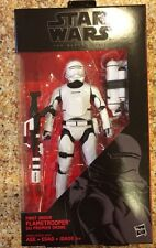 Star Wars The Black Series! #16 First Order Flametrooper! 6-Inch Action Figure!