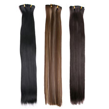 IG_ Finest Quality Full Head Remy Clip In Human Hair Extensions Hair Extension C