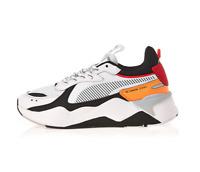 PUMA RS-X Tracks Sneakers Shoes - Whisper White / Black - 369332-02 / 36933202