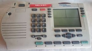 Avaya Nortel M3905 Digital Phone NTMN34GC66E6 Parts or Repair AS IS NON WORKING