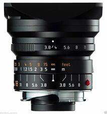 Brand New Unused Leica SUPER-ELMAR-M 18mm F3.8 f/3.8 ASPH. 6-Bit M 240 M9 11649
