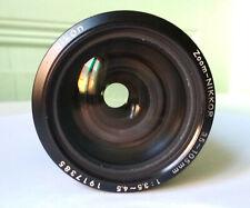 NIKON AI-S  Nikkor 35-105 mm 3.5-4.5 zoom