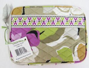 New Vera Bradley E-Reader Sleeve in Portobello Road Pattern - MSRP $34