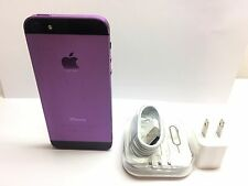 Apple iPhone 5 - 16GB -Purple ( AT&T) Factory Unlocked  LTE 4G Smartphone