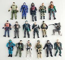 Chap Mei Military Soldier Action Figures Lot of 17