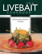 THE LIVE BAIT COOKBOOK - A very assume cook book for anyone who loves SEAFOOD!.
