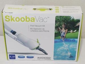 Kokido Skooba Vac Above Ground Swimming Pool and Spa Vacuum New