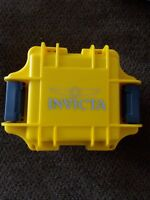 Invicta Impact One Slot Yellow Dive Case Watch  Box Brand New!!