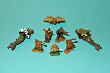 STAR WARS Micro Machines - ENDOR SET - Ewoks Scout Trooper C-3PO - figures lot P