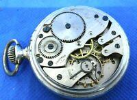 Montre poche Gousset RUSSE Pocket Watch Taschenuhr MOCKBA K13 A Restaurer CEOPKA