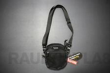 Supreme Cordura Black Small Shoulder Bag Waist Bag NYC Unisex