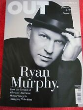 OUT MAGAZINE MAY 2013 RYAN MURPHY CREATOR OF GLEE AND AMERICAN HORROR STORY