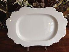 REICHENBACH Taste von Paola Navone -  Brotteller oval 22cm  in weiß NEU!!!!