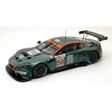 ASTON MARTIN DBR 9 N.58 Le Mans 2005 1:24 Spark Model Auto Competizione