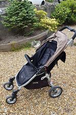 Valco Baby Snap 4 Single Stroller / Pram Lightweight 7.5kg Foldable