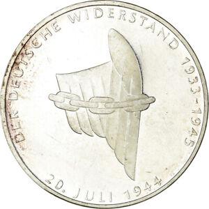 [#659035] Coin, GERMANY - FEDERAL REPUBLIC, 10 Mark, 1994, Berlin, Germany
