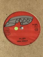 "OK Fred - Errol Dunkley - 1979 - 7"" Vinyl Single Record"