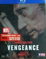 Blu Ray : Vengeance - Johnny Hallyday - NEUF
