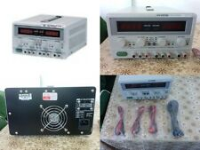 GW Instek GPC-3060D - Alimentatore lineare DC a 3 uscite, 30 V/6 Amp, 5 V/3 Amp