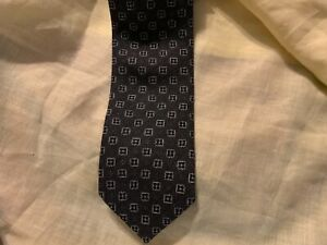 New BRIONI  made in Italy   Woven wool/Silk Neck Tie MSRP $240!