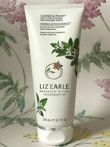 Liz Earle Cleanse And Polish - Hot Cloth Cleanser With Natural Neroli - 200ml