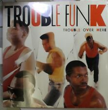 Soul Sealed! Lp Trouble Funk Trouble Over Here On Island