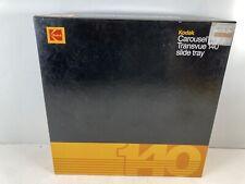 Kodak Carousel Transvue 140 Projector Slide Tray w/ Box Vintage Original NEW