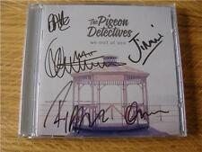 CD Album: The Pigeon Detectives : We Met At Sea SIGNED