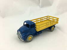 Dinky Toys 531 G Leyland Comet Stake Truck Restored Excellent Condition NICE