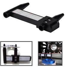 P.C.D Measuring Tool Wheel Bolt Pattern Gauge Rim 4 5 6 8 Holes Lug ABS Plastic