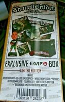 Krawallbrüder - Venganza Fanbox exklusive Wackelkopffigur CD DVD etc. NEU OVP