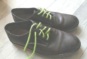 GOOD - MENS - CLARKS - SHOES - Size 9 -// EUR 43