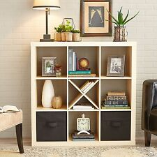 Better Homes and Gardens Cube Storage Shelf, X - Black