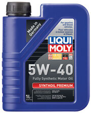 Lubro Moly Synthoil High Tech 5W-40 Motor Oil (1 Liter) LMY2040