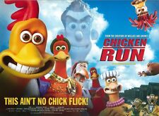 Chicken Run movie poster - Aardman Animation - 12 x 16 inches