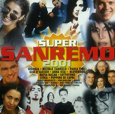 CD SUPER SANREMO 2001