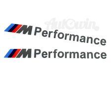 BMW /// M1 M2 M3 M4 M5 M6 M7 Performance Sticker Logo Emblem 2x pcs.