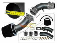 XYZ GREY Sport Air Intake Kit + Filter For 95-97 Ranger B2300 Pickup 2.3L L4
