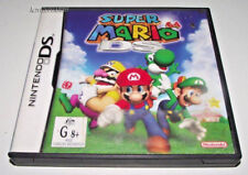 Super Mario 64 DS Nintendo DS 2DS 3DS Game *Complete*