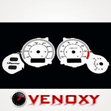 Honda XL 125 Varadero 2007-2011 Tachoscheiben Tacho WEISS