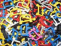 Lego ® Construction Lot x2 Barrière Bar 1x4x2 avec Goujon Choose Color ref 4083